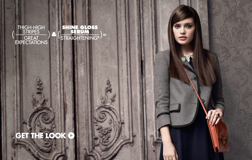 Toni&Guy Hair Meet Wardrobe Classic Collection
